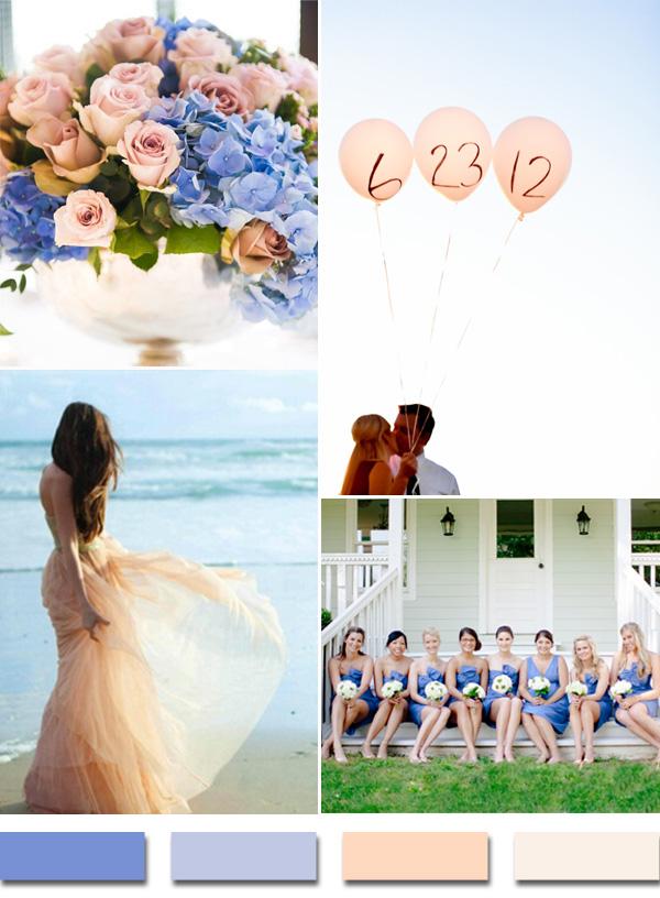 Bridesmaids-via Southern Weddings/Drinks-Tim Halberg via Kelly Oshiro Events