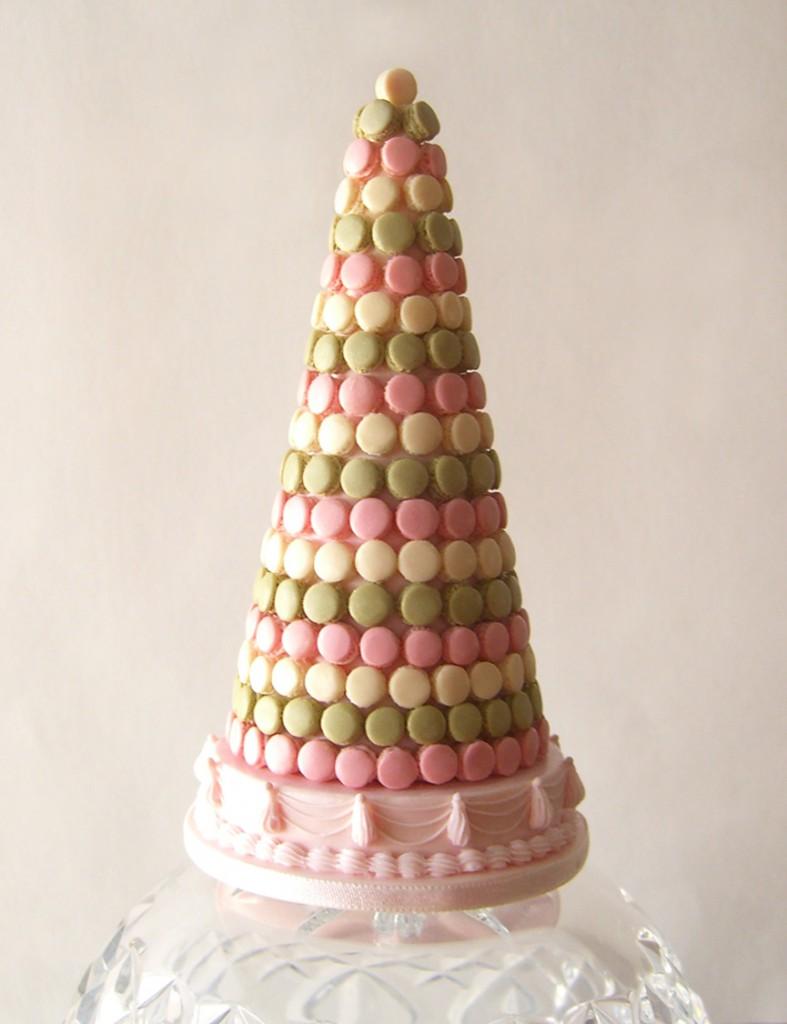Torta macaron Lauduree