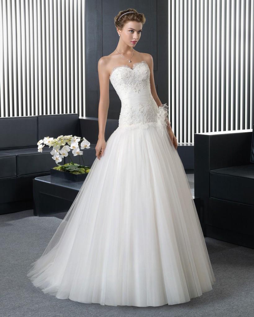Rosa Clarà 2016, abiti da sposa 2016