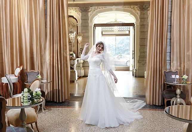 Elisabetta Polignano 2016 Spose Curvy