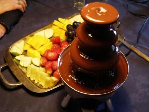 Fontana di Cioccolato Matrimonio