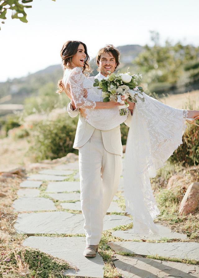 Matrimonio Ian e Nikki Reed