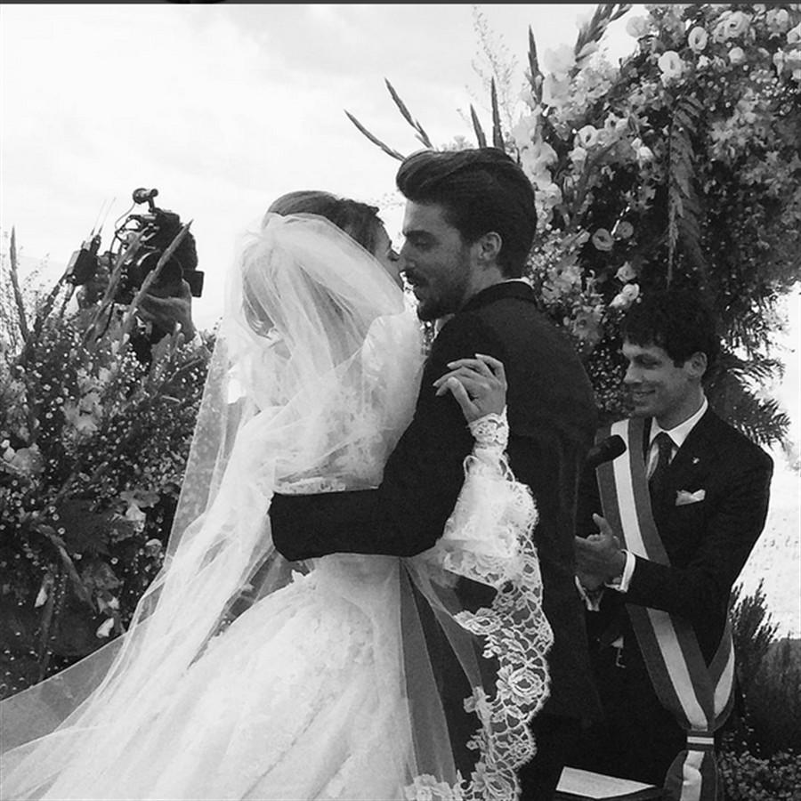 Matrimonio Mariano di Vaio