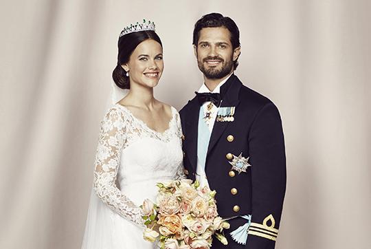 Matrimonio Sofia di Svezia