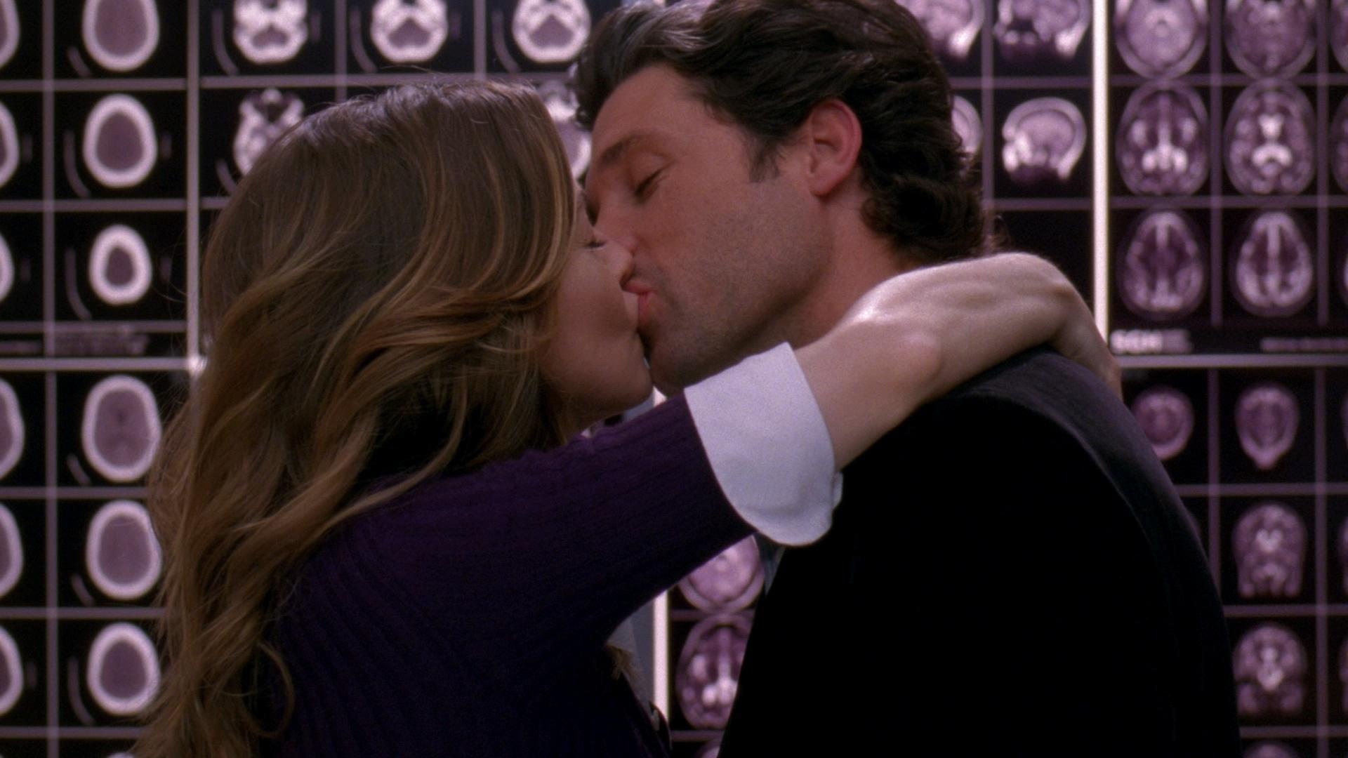 Meredith e Derek
