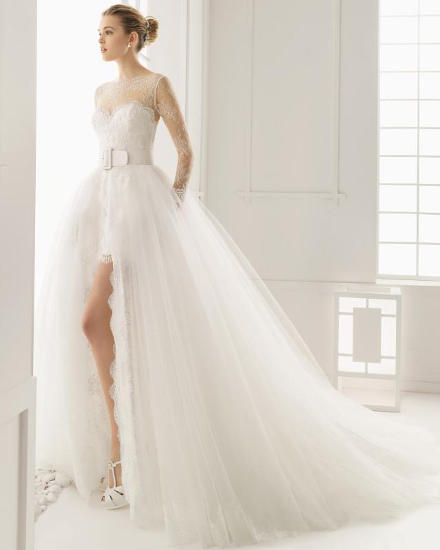 Rosa Clarà Modello Duero | Abiti da Sposa 2016