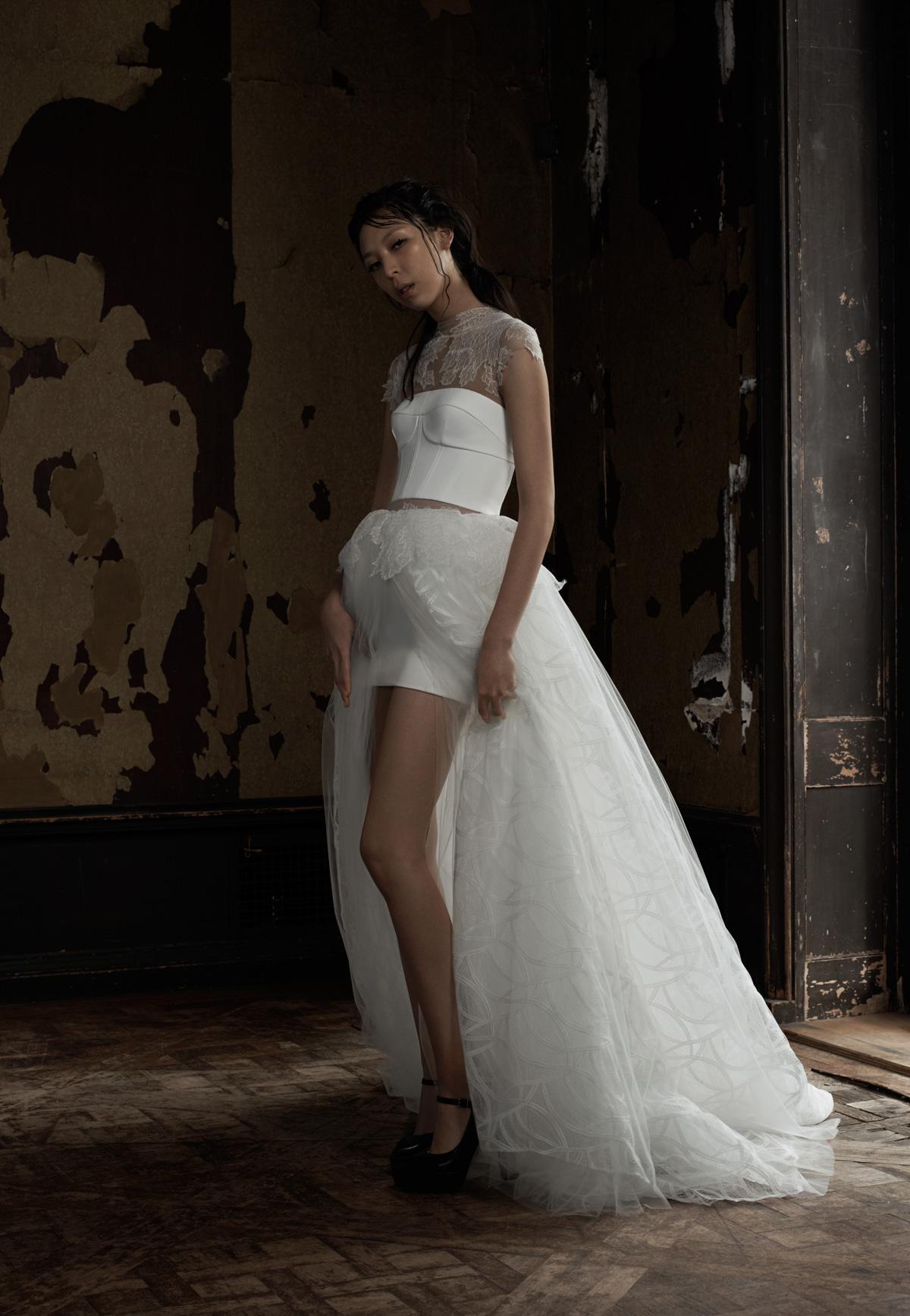 Modello Alejandra Vera Wang   Abiti da Sposa 2016
