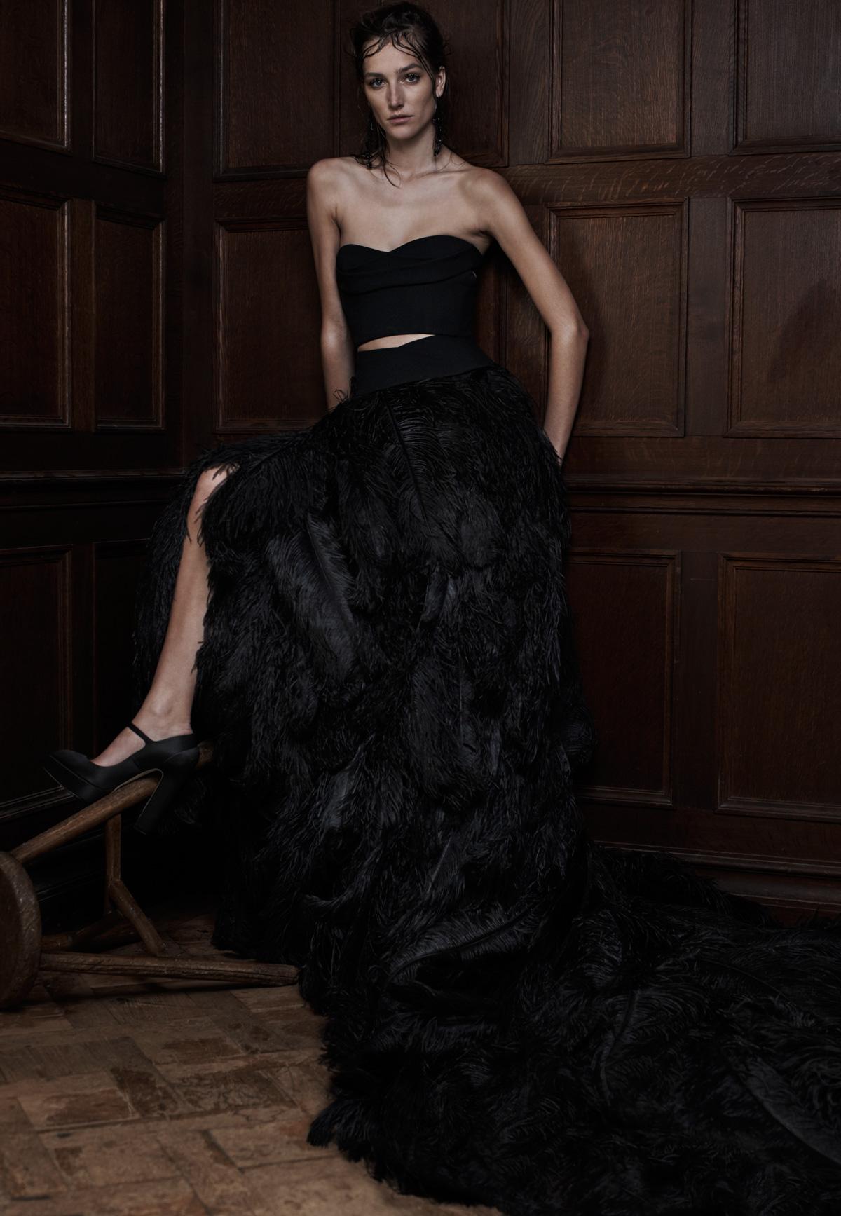 Modello Sabrina Vera Wang   Abiti da Sposa 2016
