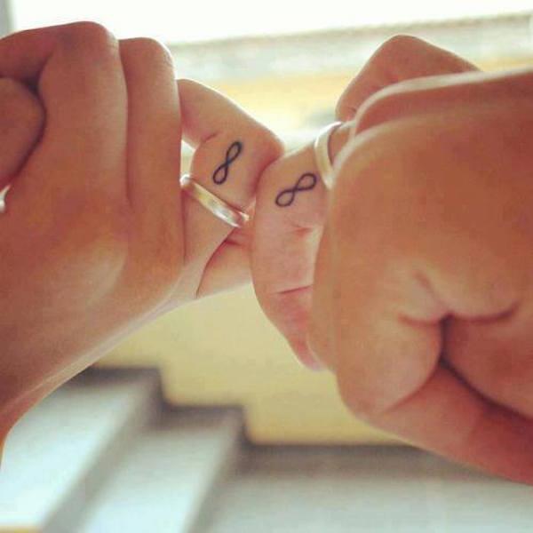 Wedding Tattoo Rings
