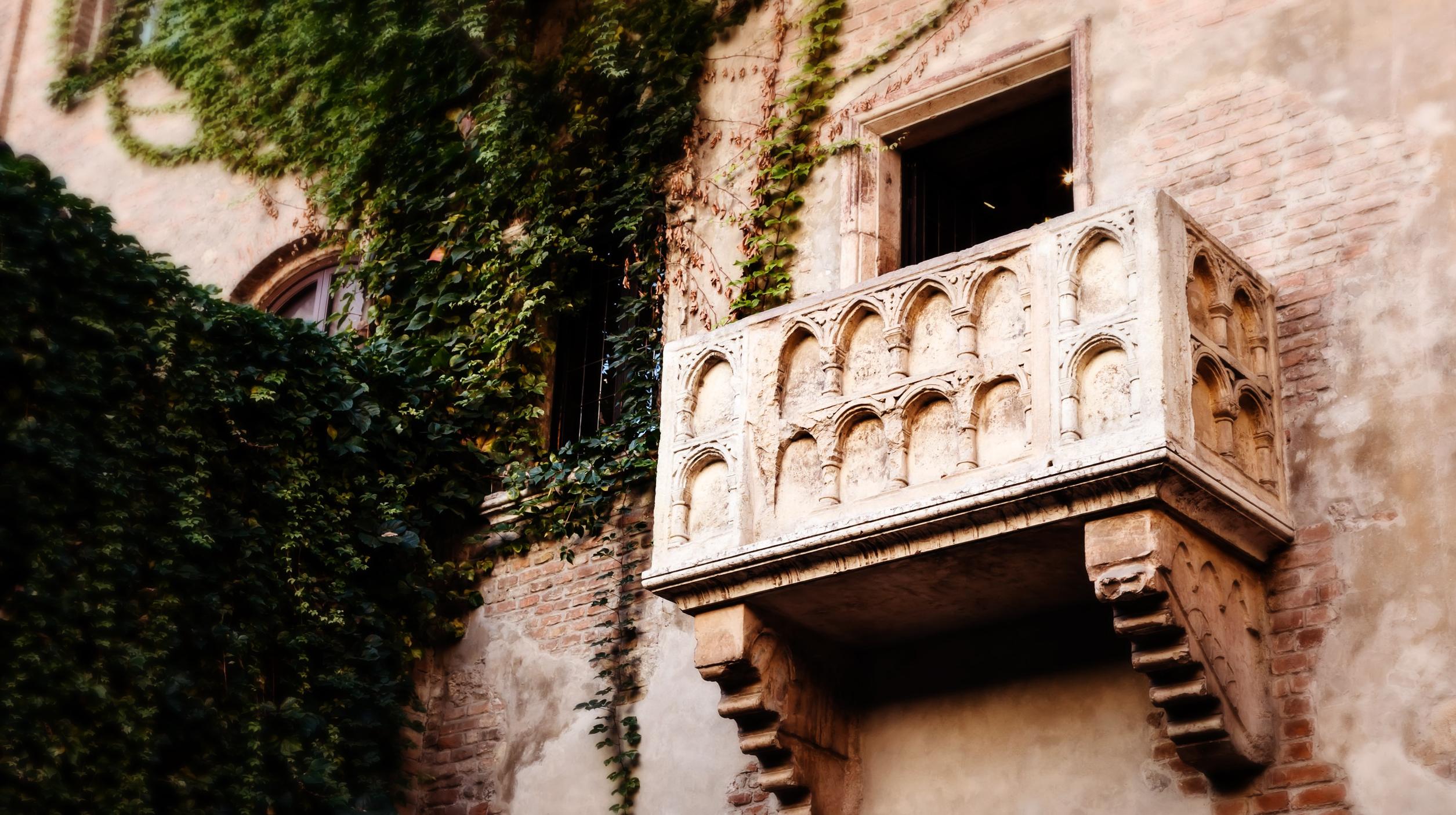 Balcone di Romeo e Giuletta