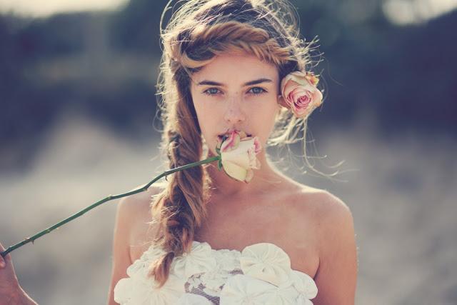 Sposa-in-stile-bohemien