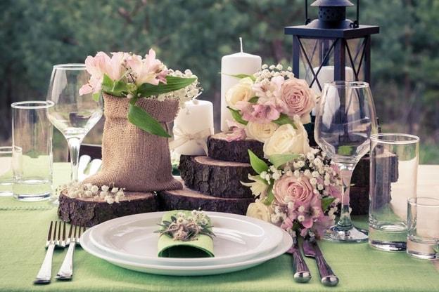 Matrimonio Rustico Chic : Centrotavola matrimonio trend nozzeadvisor