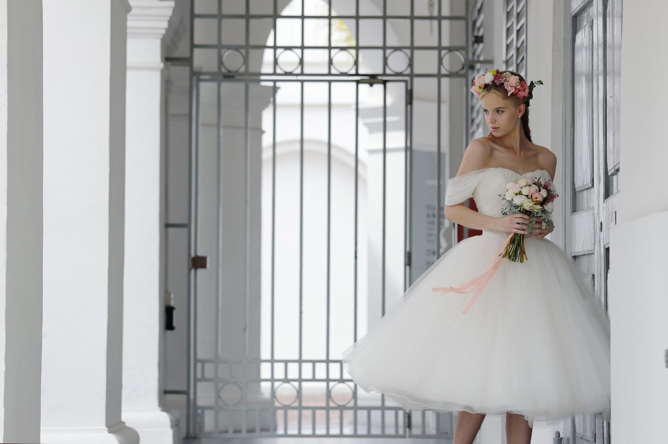 04-Z-Wedding-Off-shoulder-Engagement-Lace-Bodice-Tulle-Midi-Dress
