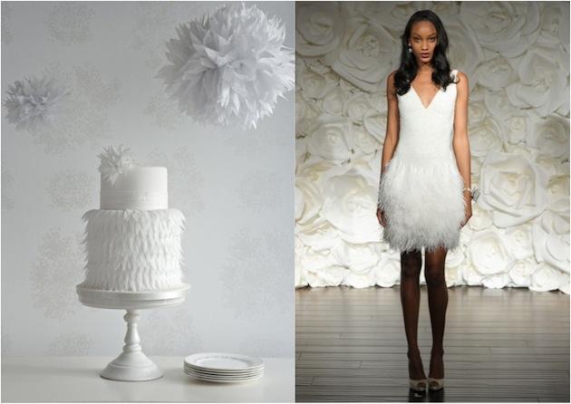 naeem-khan-bridal-dress-wedding-cake