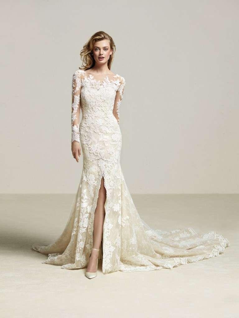 La sposa 2018 secondo Pronovias – NOZZEadvisor 31e5d02c4f5