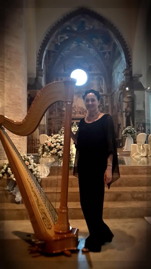 Lucia Antonacci Arpista