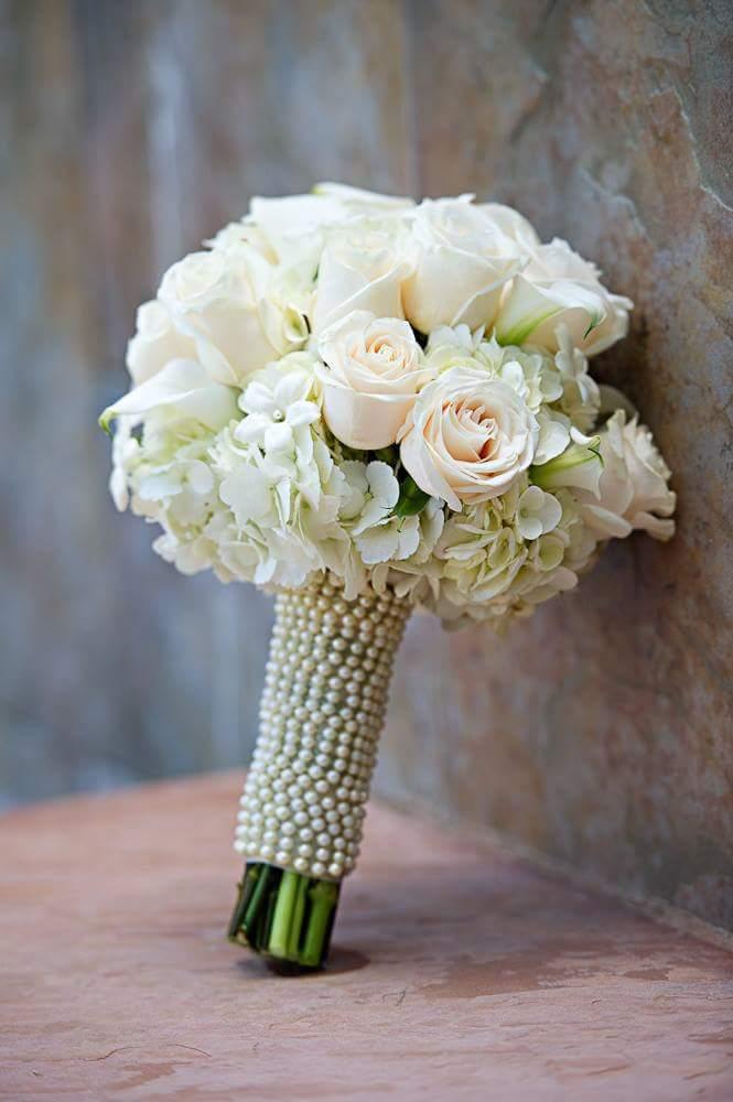 Bouquet Sposa Fiori Darancio.Bouquet Da Sposa 2017 I Fiori Piu Glamour Per Le Spose Di