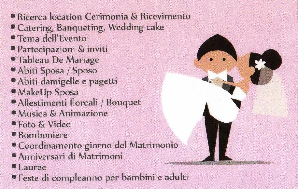 Rita Sgobio Wedding Planner and Events