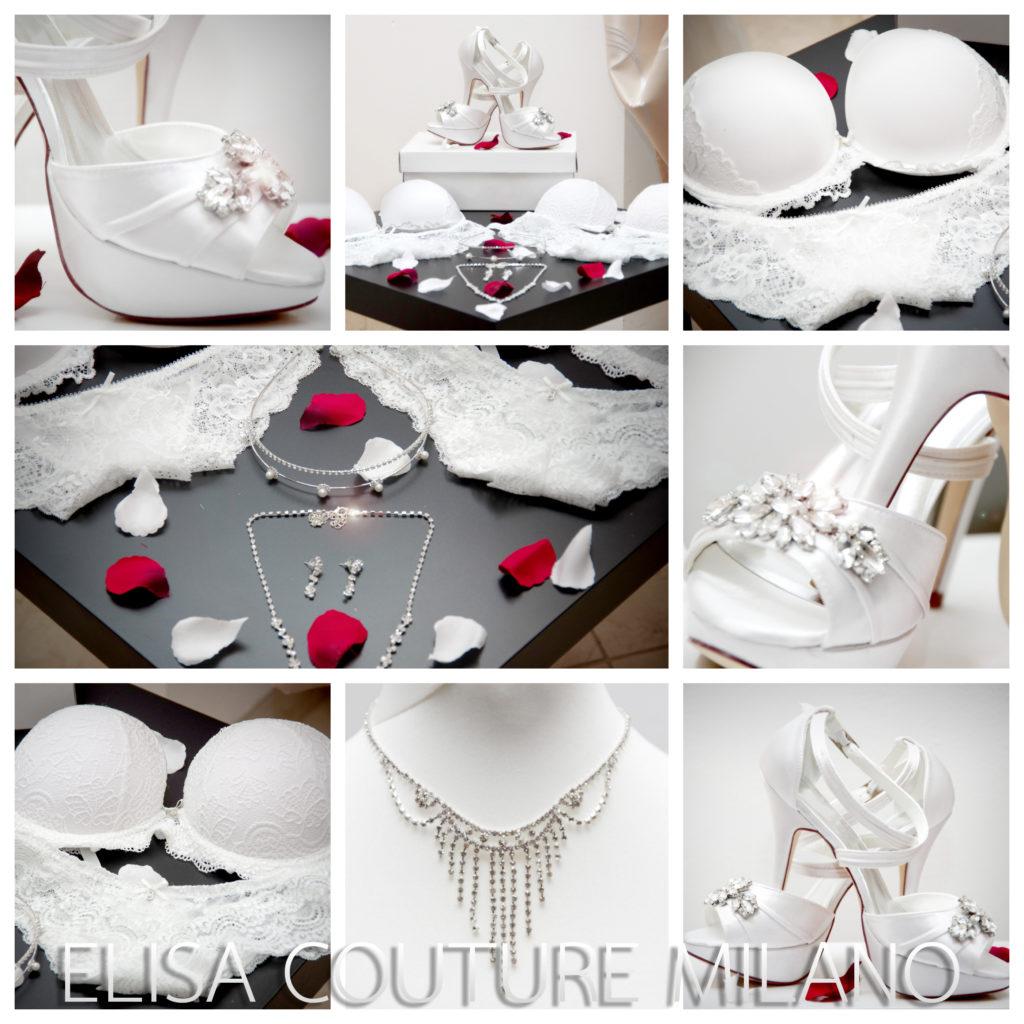 Elisa Couture Milano: abiti da sposa, accessori e Make up